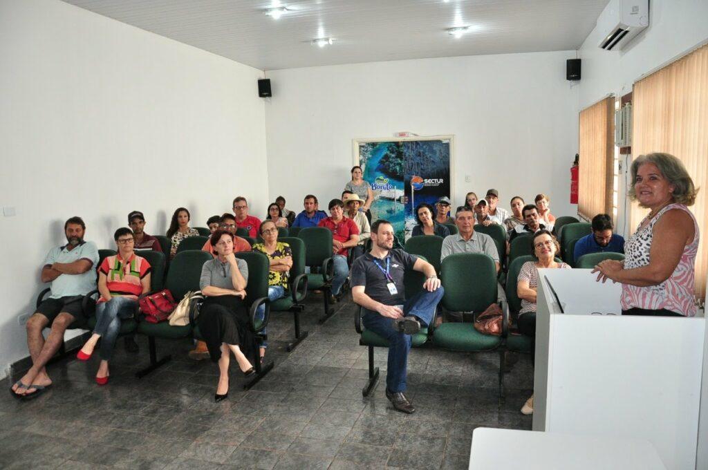 Sala do empreendedor foi fundamental para o desenvolvimento de pequenos negócios em Bonito