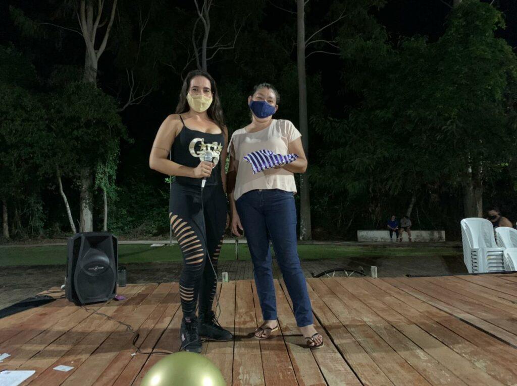 Projeto Movimente Seu Bairro realiza programação em comemoração a semana da mulher