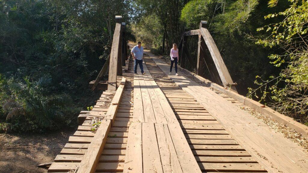 Prefeito visita Distrito Águas do Miranda para estudar projetos futuros para melhorias no local