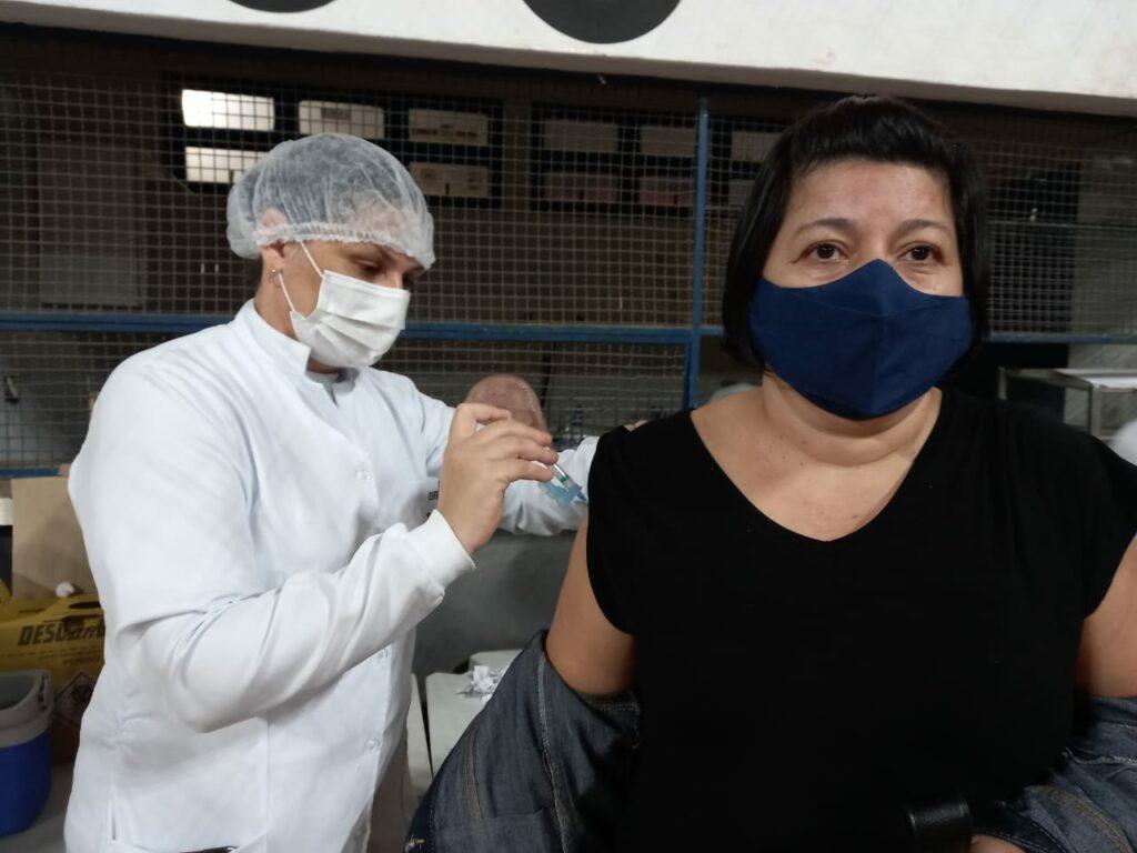 Vacinação contra Covid-19: Bonito aplicou 448 doses na última sexta-feira