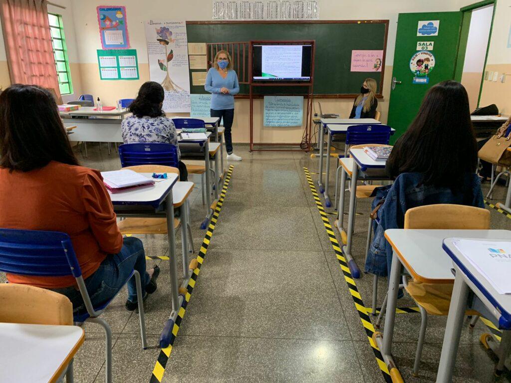 SEMEC segue com preparativos para volta às aulas em Bonito