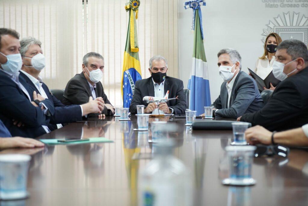 Voos diretos começam em dezembro, ligando pela primeira vez a capital paulista (Congonhas) a Bonito