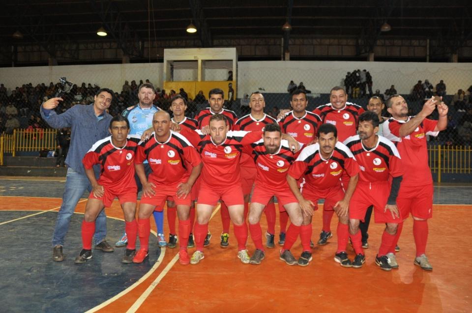 Finais do 3º Campeonato Municipal de Futsal