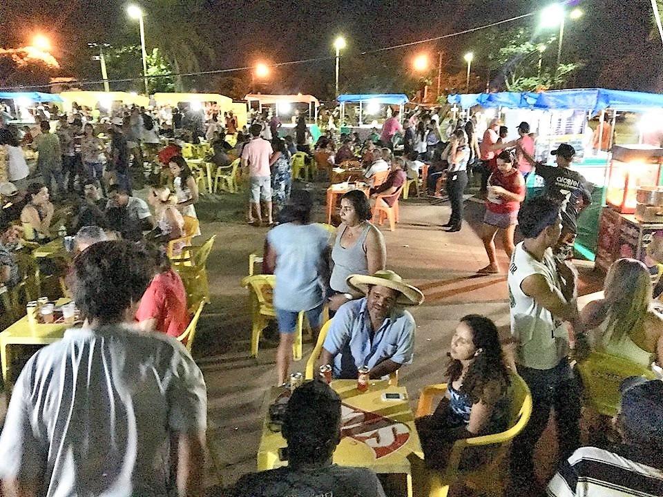 Feira da Marambaia terá mais atividades neste sábado