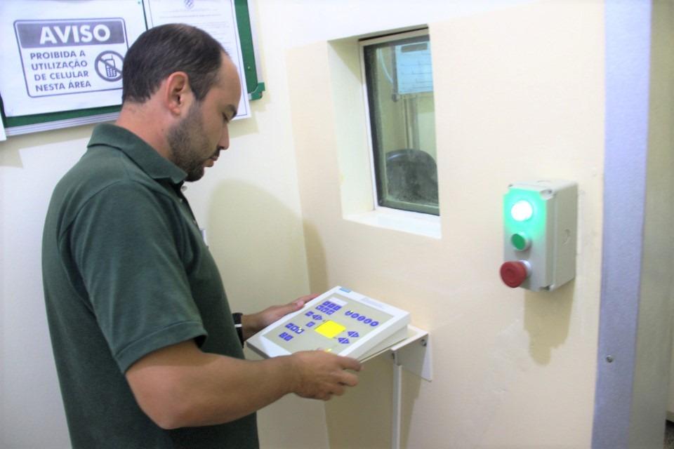 Hospital Darci João Bigaton recebe novo aparelho de Raios X