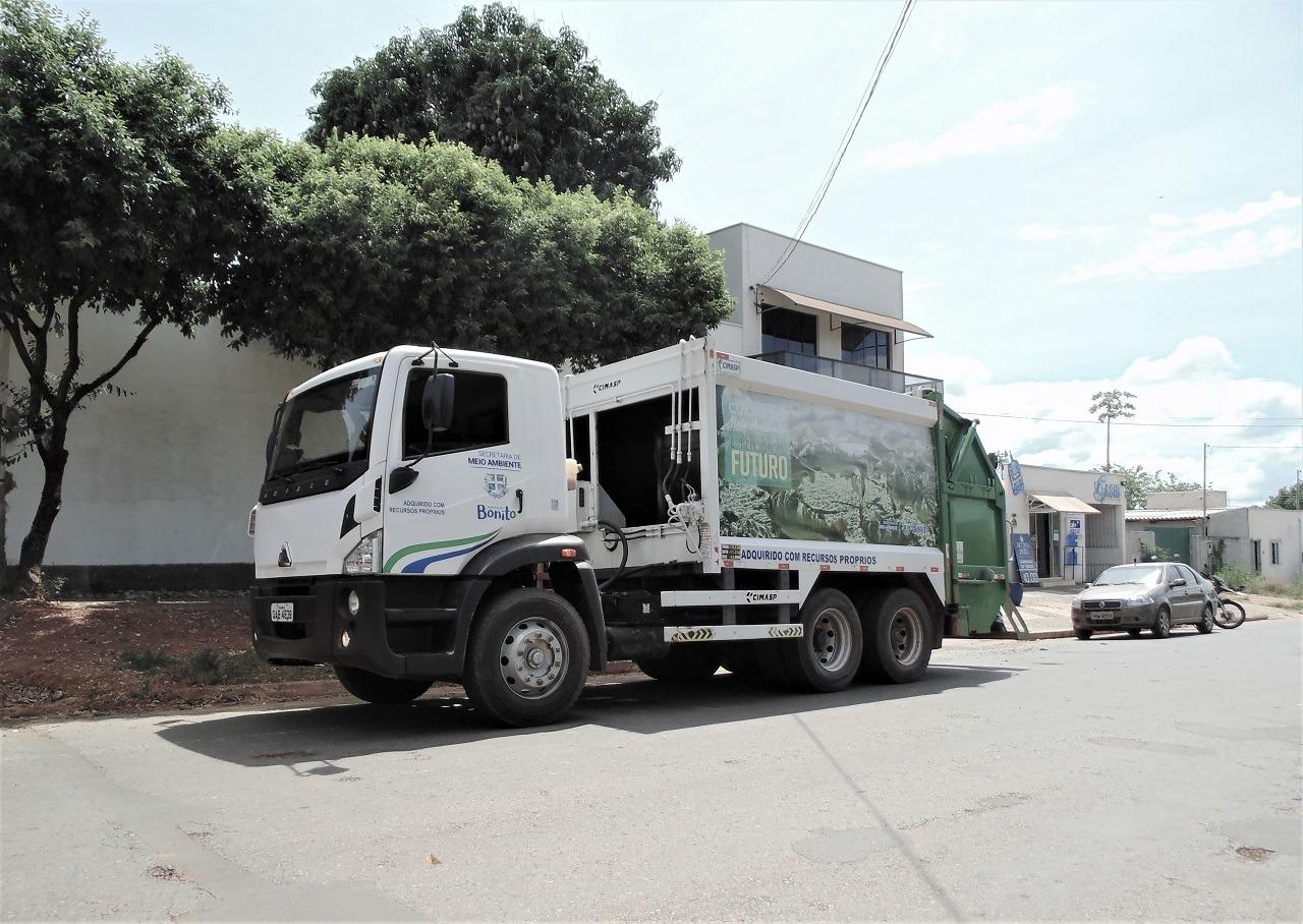 Prazo para municípios darem destino ecologicamente correto aos resíduos coletados termina em 1º de junho. Foto: PMB
