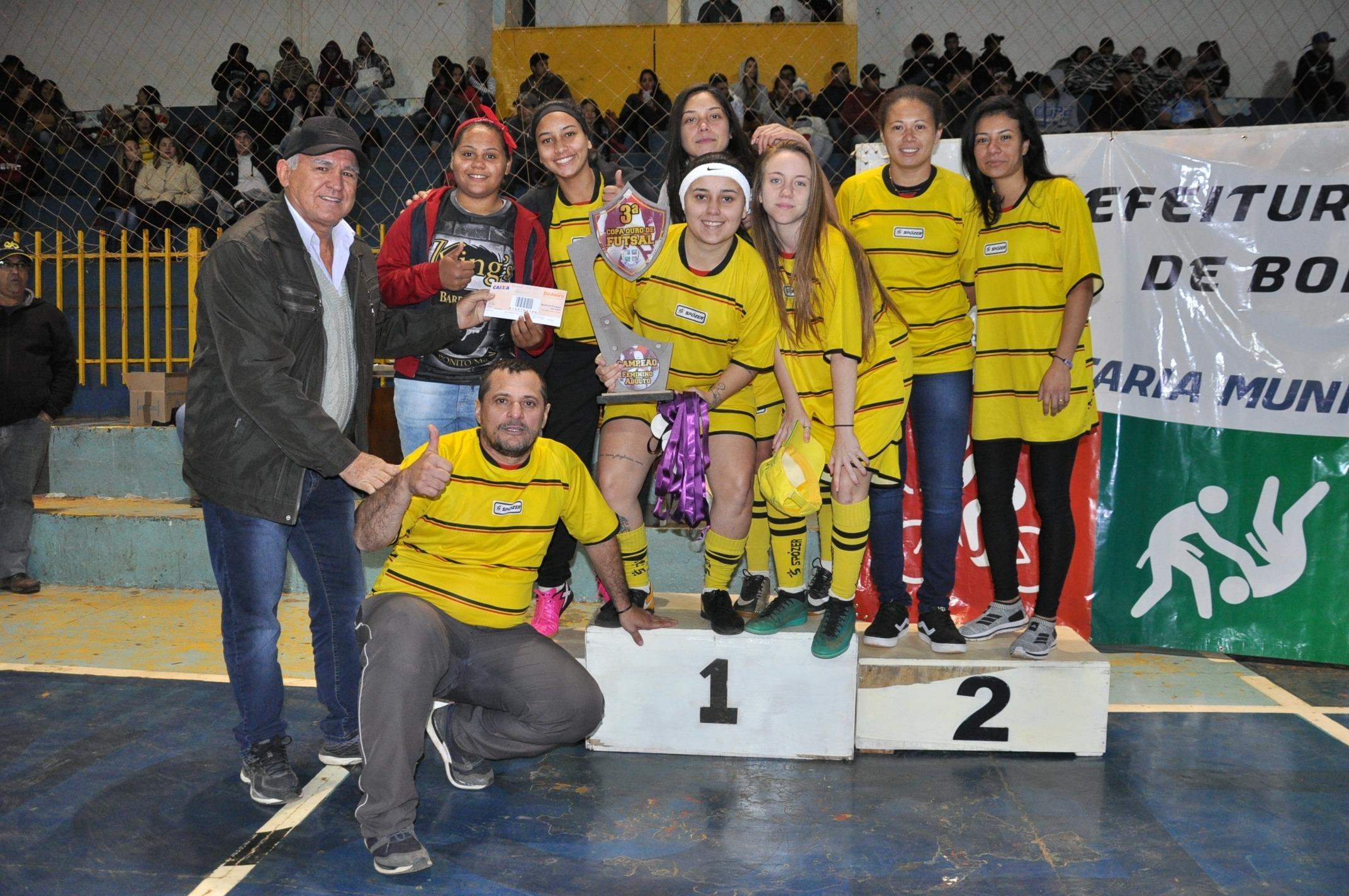 Campeão Feminino BSB