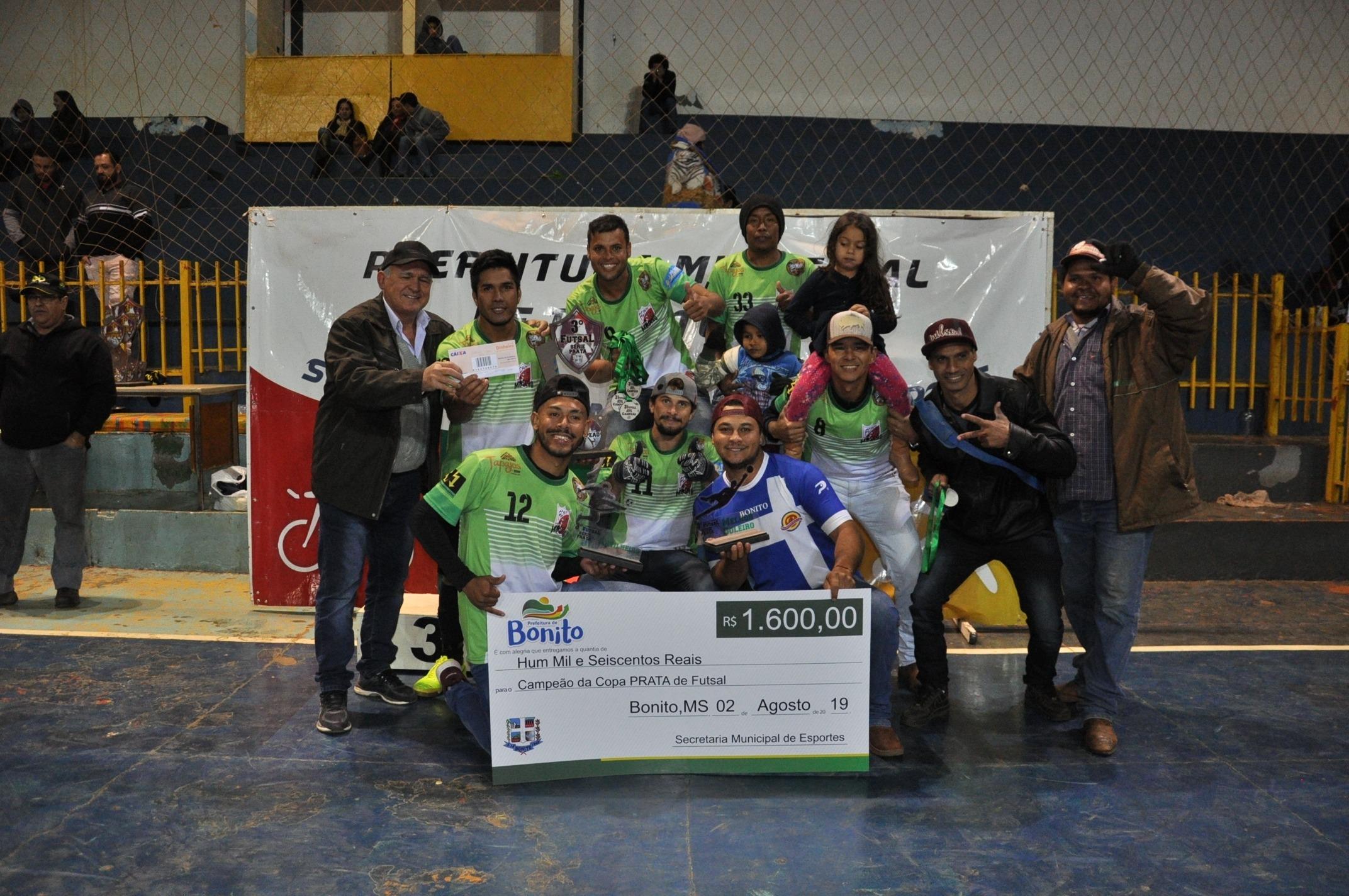 Campeão Serie Prata , Refrigeração Ramos