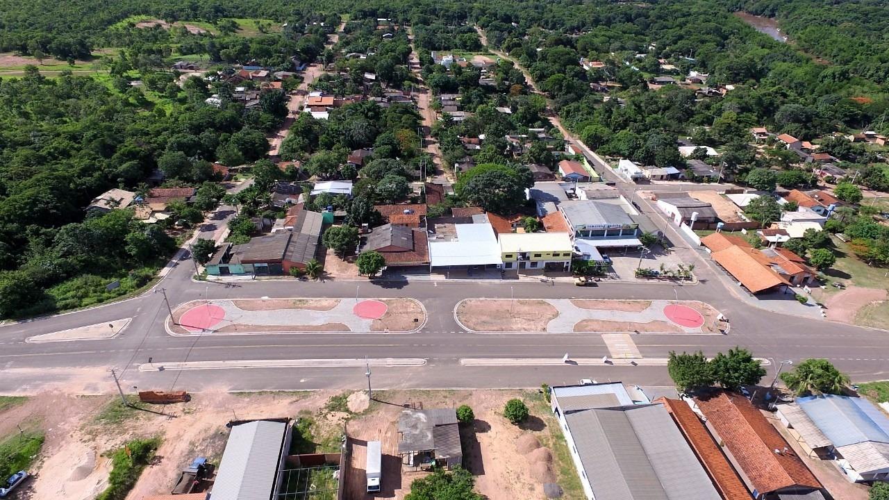 Feira será realizada na praça central do distrito. Foto: arquivo/Jabuty