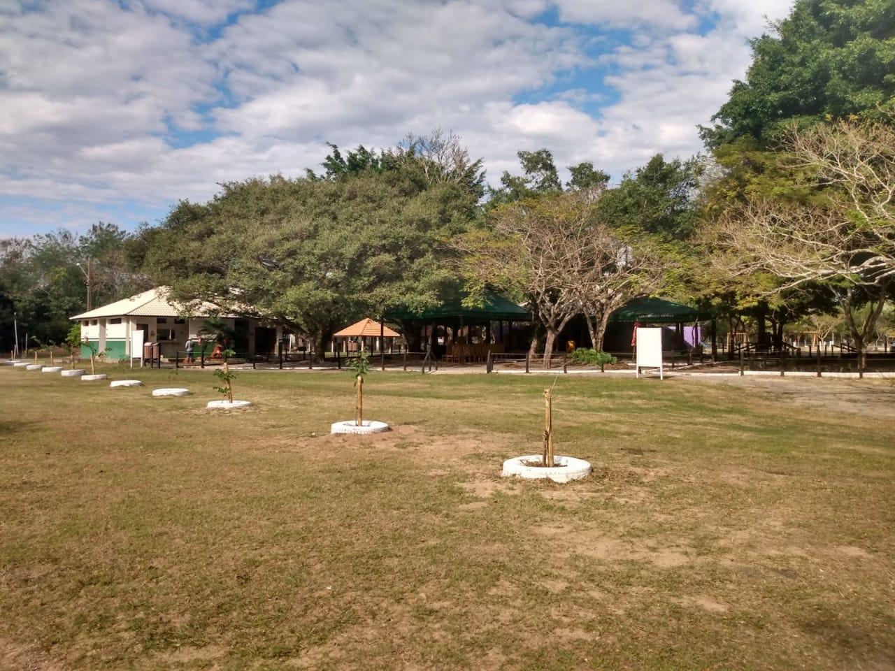 Balneário Municipal reabre com capacidade reduzida